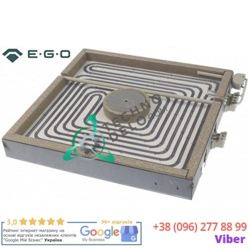 Конфорка EGO 10.77843.006 4000Вт 400В 300x300мм 203037 для плиты Ambach, MKN, Nayati и др.