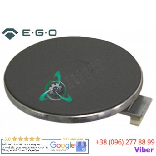 Конфорка электрическая EGO 12.14463.022 диаметр-145мм 1500Вт 230В (нержавеющий ободок)