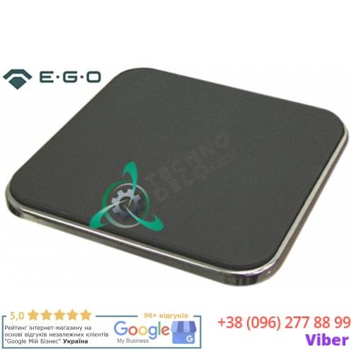 Конфорка электрическая EGO 11.33473.338 3000Вт 400В 300x300мм для плиты Ambach, Fagor, MKN и др.