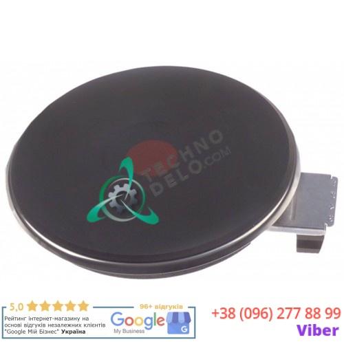 Конфорка электрическая EGO D-145мм 1500Вт 400В (нержавеющий ободок)