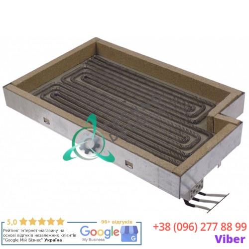 Конфорка нагреватель 6000Вт 230В 405x255x45мм 0C5945 0C7624 для Electrolux BCP/E1
