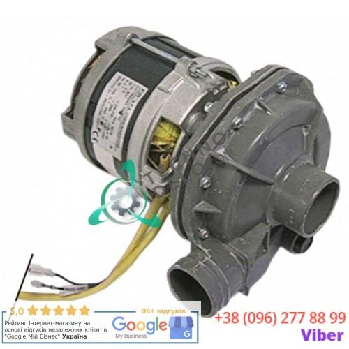 Насос FIR 0237 ø50мм/ø49мм 230В 0,6кВт L-230мм универсальный для посудомоечного оборудования