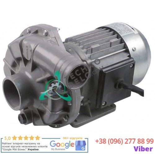 Насос FIR 1214.1000 ø63мм/ø47мм 230/400В 0,55кВт L-305мм 046574 / 12111000 для Electrolux ALS540, LS540 и др.