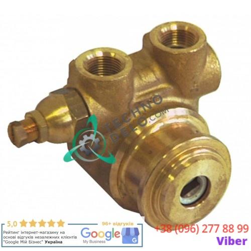 Головка насоса Fluid-O-Tech CO104 L-60мм 100л/ч 001175 для оборудования CEM INDUSTRIES, SODASTREAM