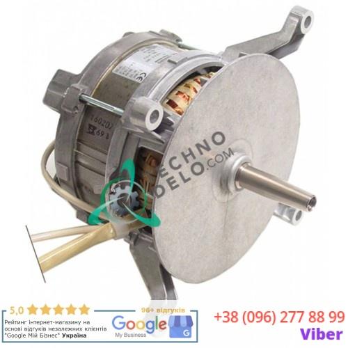 Мотор Hanning L9xw84D-393 3100.1020 12025820 пароконвектомата Rational CPC101, CPC201, CPC61 и др.