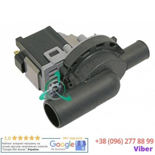 Насос сливной Askoll 40Вт 230В ø30/ø22мм 130123 130175 для Colged, Elettrobar, Hobart, MBM-Italien и др.