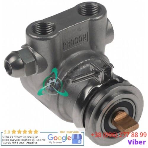 Головка насоса PROCON V6076 L-82мм 300 л/ч с байпасом для кофемашины
