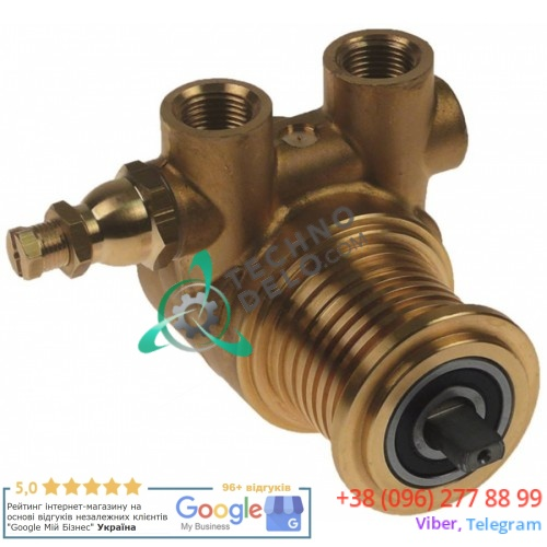 Головка помпы FLUID-O-TECH 329.500454 original parts eu