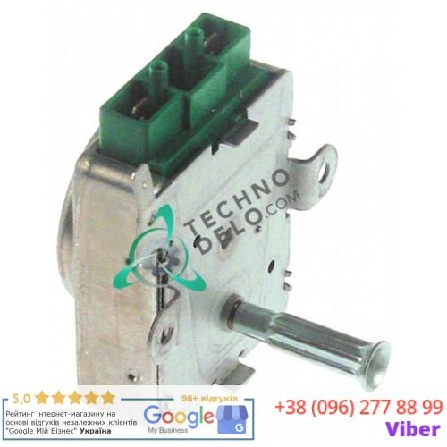 Мотор-редуктор Bitron 323 4Вт 230В 2,4 об/мин гриля Modular и др.