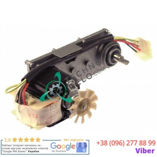 Мотор-редуктор Kenta CD79F 68Вт 230В для граниторов CAB, SPM, Elco, Mastro, Nuova Simonelli и др.