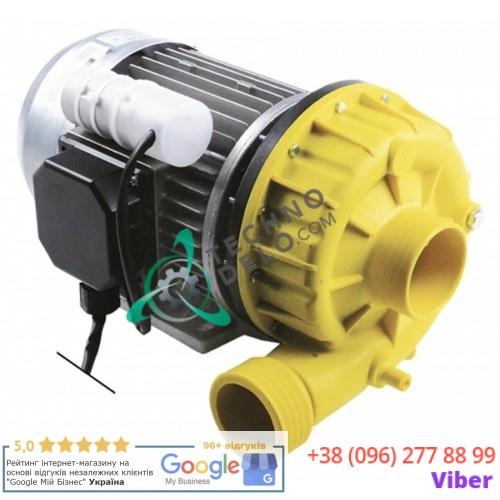 Насос ALBA PUMPS C9806M 230В ø62мм посудомоечной машины ATA ALP42P/AT110/ALP01E и др.