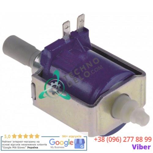 Насос вибрационный CEME E507 230В 47Вт диаметр вход 7 выход 1/8IG 32M7000 32M7001 для печи Angelo Po, Sagi и др.
