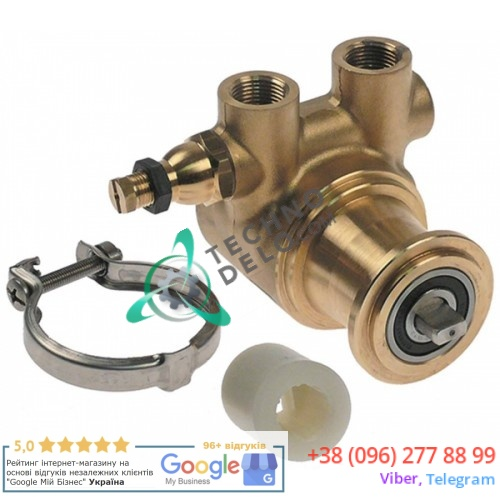 Головка помпы FLUID-O-TECH 329.504382 original parts eu