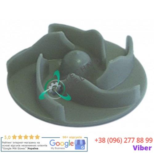 Крыльчатка насоса FIR ø80мм H-21мм M7L A020910 посудомоечной машины Linea Blanca, Hemerson и др.