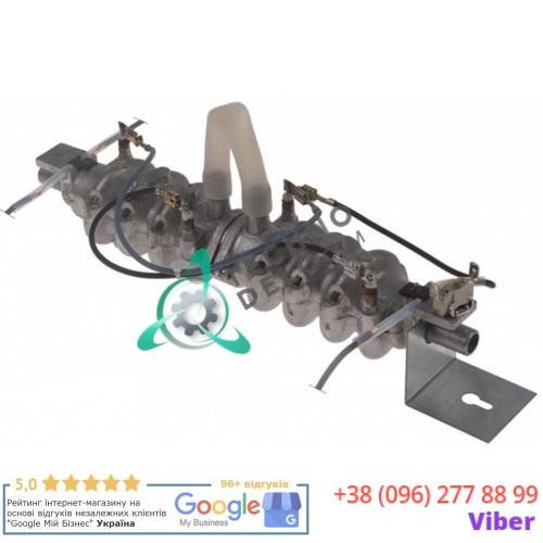 Нагреватель проточный 3100Вт 230В ø56мм L-300мм 12588 для Melitta