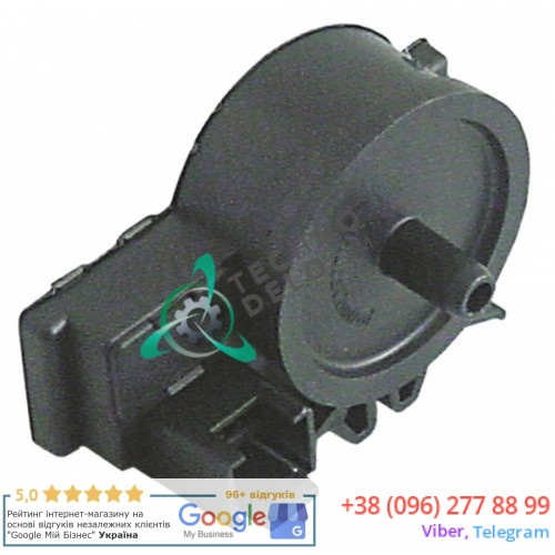 Прессостат Huba Control 400.93100 0-30 мбар 5VDC для Dihr, Kromo, Meiko, Winterhalter и др.