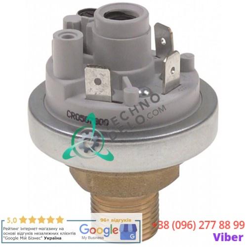 Прессостат Beck ø45мм -1 до +1бар 3/8 CR0587800 для варочного котла Baron, Mareno, Silko