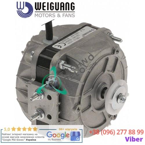 Мотор Weiguang YZF 5-13-18/26 (5Вт, 230В) 0A9108 для холодильного шкафа Electrolux и др.