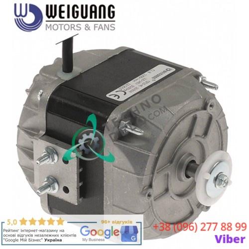 Мотор Weiguang YZF25-40 (25Вт 230В 1300 об/мин) 081394 для Electrolux, Whirlpool, Zanussi и др.