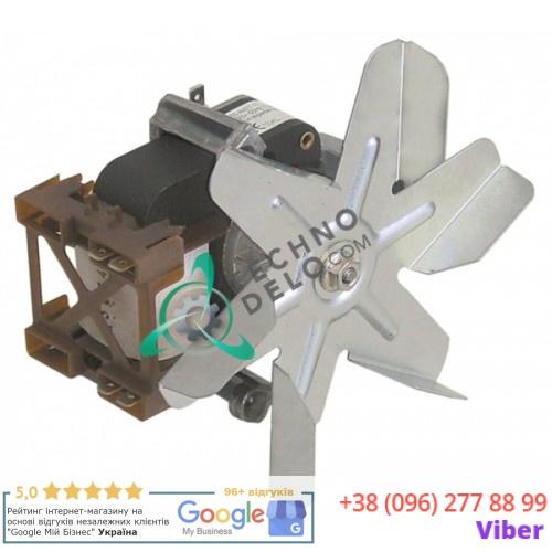 Вентилятор EBM-Papst R2K150-AN27-17 220-230V 36Вт 0,26А диаметр крыльчатки 150мм 647896  для Eloma, Palux HTP1-HTP2