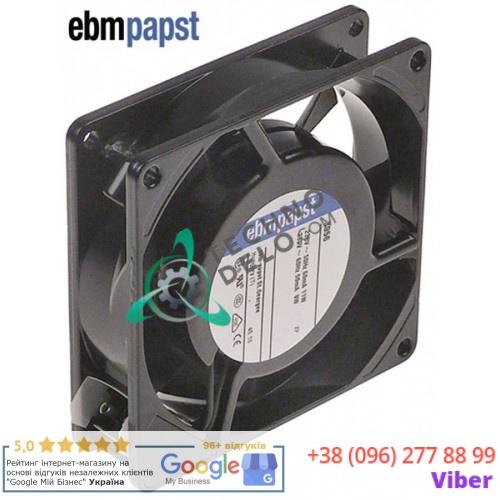 Вентилятор осевой (кулер) EBM-Papst 3956 92x92x25мм 230VAC 9/11Вт 3076620 01979700R 1468000 для Angelo Po и др.