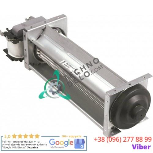 Вентилятор-электромотор тангенциальный (поперечный поток воздуха) 057.601171 /spare parts universal