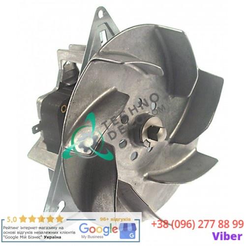 Вентилятор EBM-Papst R2K150-AA21-13 220-230В 47Вт диаметр крыльчатки 150мм 3000070 для тележки Köhler Esback