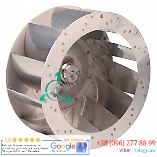 Крыльчатка для электрического мотора 034.601344 universal service parts