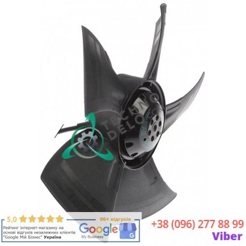 Вентилятор Ebm-Papst A4E300-AP26-01 230В 68Вт 1400 об/мин крыльчатка D-300мм 5 лопаток холодильной камеры и др.