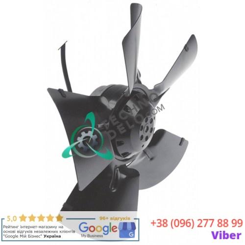 Вентилятор Ebm-Papst A4E300-AB01-38 58Вт 1300об/мин D-300мм 5 лопастей 230VAC холодильной камеры и др.