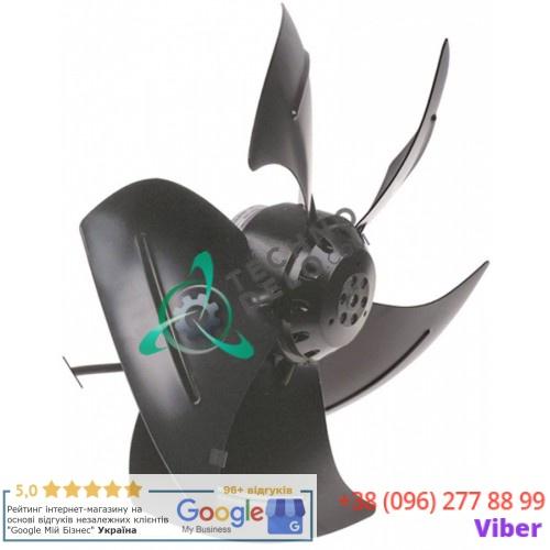 Вентилятор EBM-Papst A4E330-AP18-01 230В 110Вт 1400об/мин D-330мм 5 лопаток 090200599 270223310 для Irinox и др.