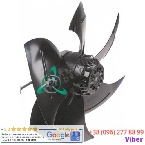 Вентилятор ebm-papst 232.601626 sP service