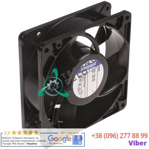 Осевой вентилятор ebm-papst 847.601635 spare parts uni