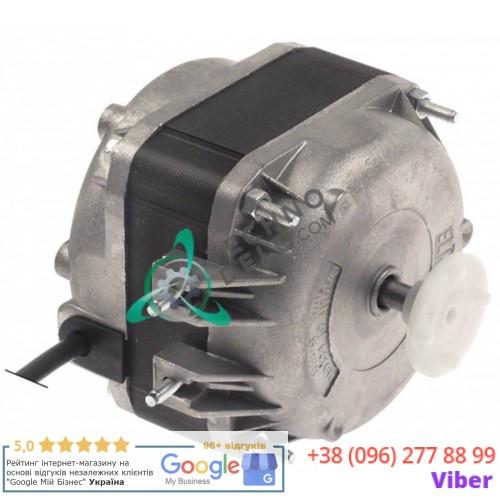 Мотор вентилятора Elco VN16-25/1457 NEC4T16PVN001 16Вт 230В 1300/1550 об/мин 0221140 для оборудования IARP и др.