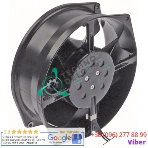 Осевой вентилятор ebm-papst 847.601806 spare parts uni