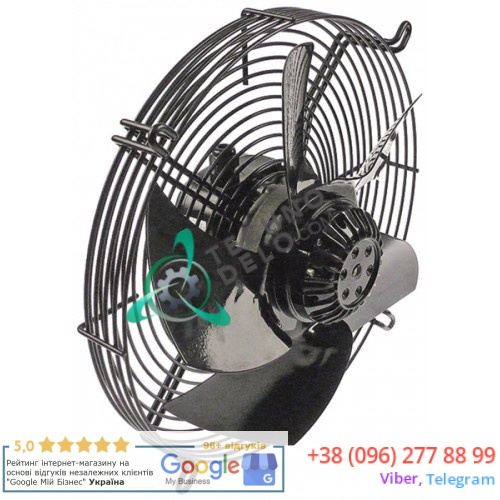 Вентилятор R09R-3030HP-4M-2543 HIDRIA 057.601811 /spare parts universal