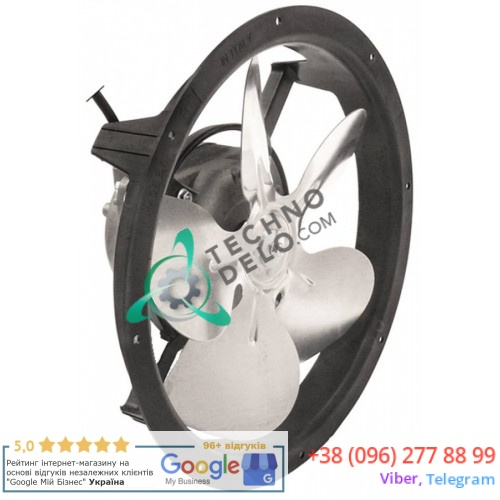 Вентилятор электромотор ELCO 034.602007 universal service parts