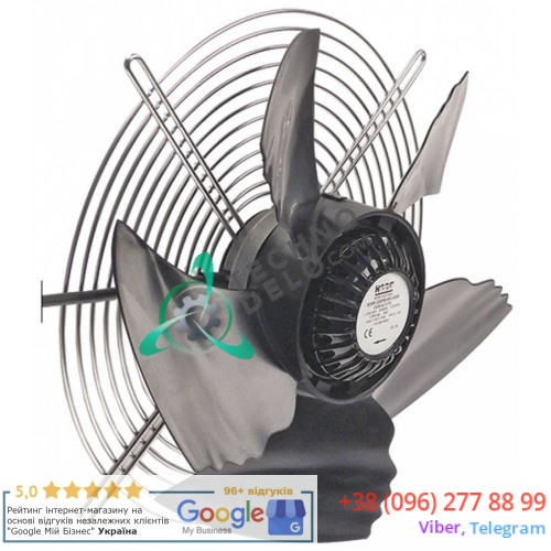 Вентилятор HIDRIA 232.602029 sP service