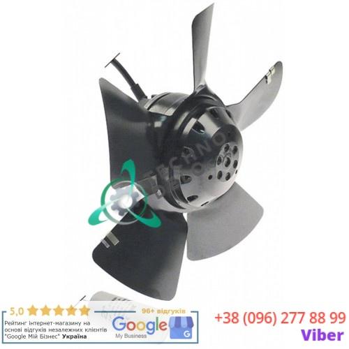Вентилятор EBM-Papst A2E250-AE65-01 D-250мм 230В 115/165Вт 2550/2750об/мин 5 лопастей A00FA119 для Frenox и др.