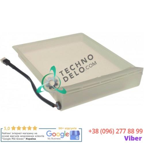 Ванна поддон 410x300x80мм 230В 230Вт Q32-0196 для Desmon ID140, Star10 HE140A/HE70A и др.