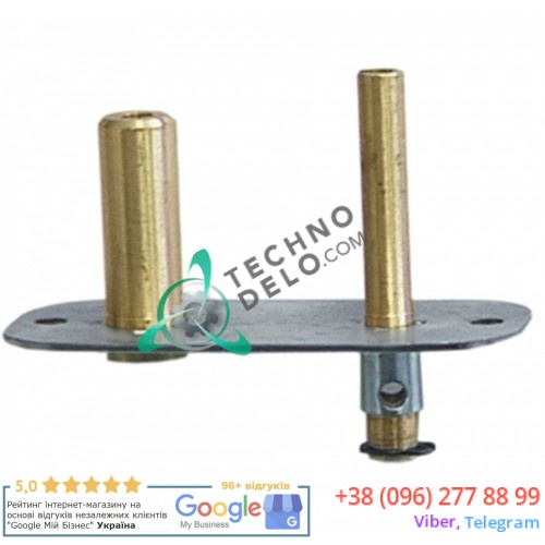 Горелка (средняя часть) EGA тип A сжиженный газ 0H6343 для теплового оборудования Electrolux, Juno, Nayati и др.