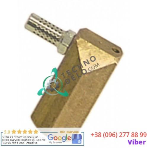 Воспламенитель (верхняя часть горелки конфорочной) 0H6342 0K1210 для профессиональной плиты Zanussi, JUNO и др.