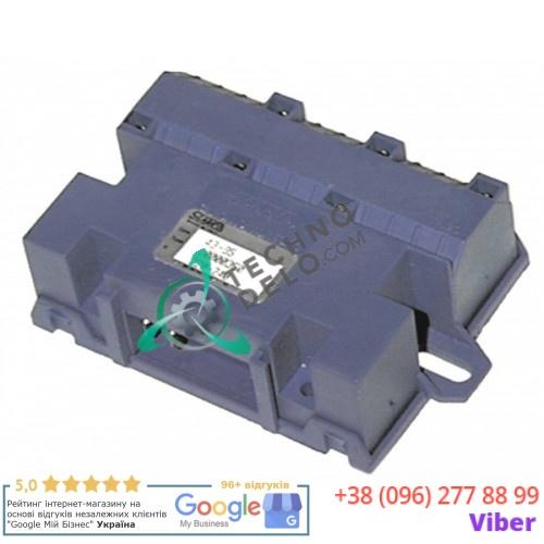 Блок зажигания 6 выходов 230VAC 31002400 004251 537005600 для Angelo Po, Electrolux, Lotus, Olis, Zanussi