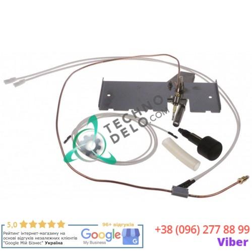 Горелка в комплекте RIC0004528 для пищеварочного котла MBM G100, G1009, G100I, G100I9, G100I9N, G100IT9 и др.