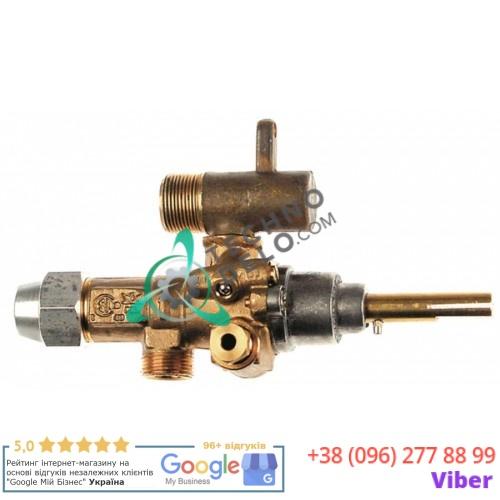 Кран газовый (аналог EGA) альтернатива EGA 196.101644 service parts uni