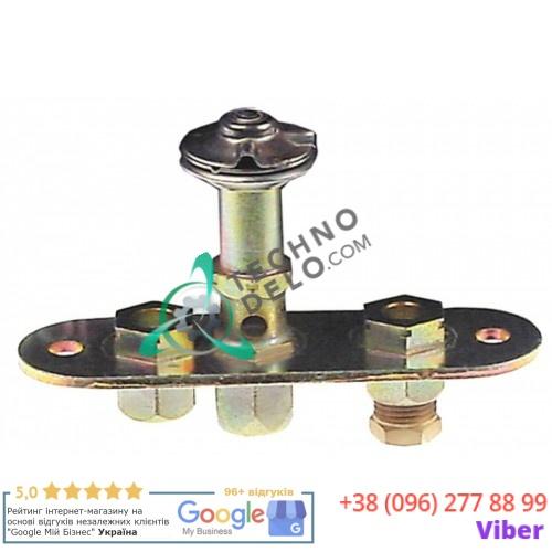 Горелка SIT 0.160.501 серия 160 3-х пламенная 0160501 0C0744 для теплового оборудования Electrolux, Zanussi и др.