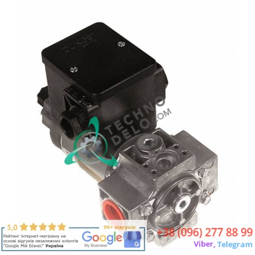 Клапан (вентиль) газовый Dungs MVDLE207/5 63AQ0626 3/4 L76мм 230VAC