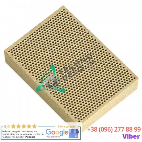 Плита керамическая 69x49x13мм 7090073 GA026 гриля-саламандера Giorik, пицца печи OEM