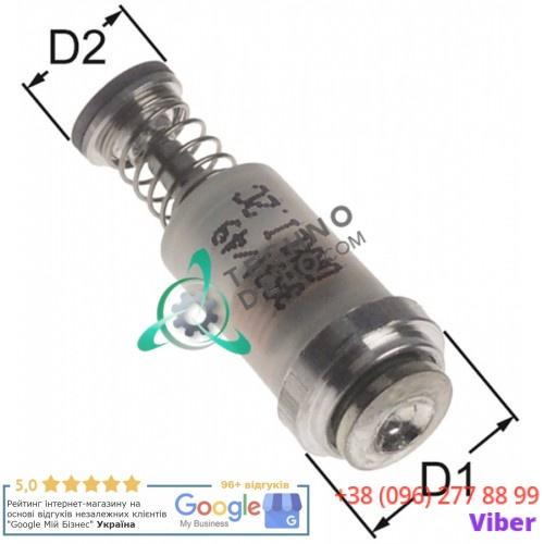Вставка магнитная L-30мм, ø 12.5 / 8.5мм подходит для кранов SABAF тип 10