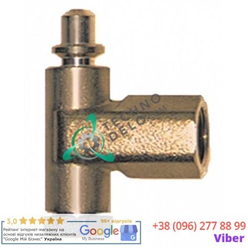 Горелка PRO-GAS (нижняя часть) серия 100 диаметр дюзы 0,25мм для кухонного профессионального оборудования